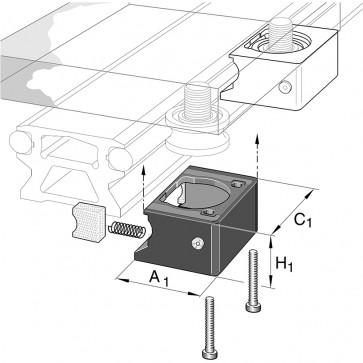 Смазочные/защитные узлы AB.LFR50/8