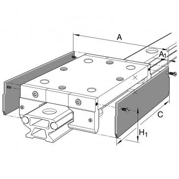 Защитные планки ABAL52