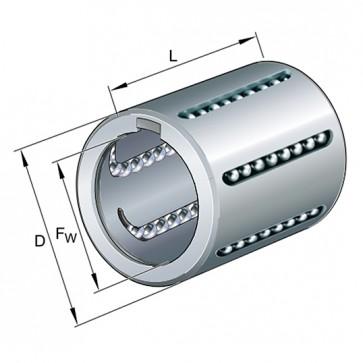 Шарикоподшипники KH10-PP