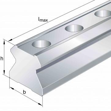 Направляющие рельсы TSX25-D-ADK-G2