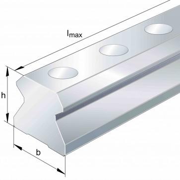 Направляющие рельсы TSX100-E-G2