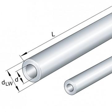 Цилиндрические направляющие WH25h6