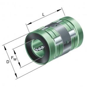 Шарикоподшипники KN50-B-PP
