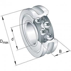 Профилированные направляющие ролики LFR50/8-6-2Z
