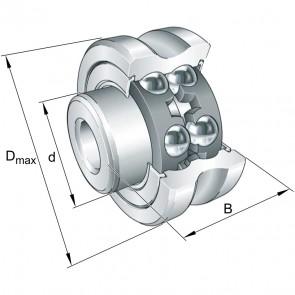Направляющие ролики LFRI50/8-6-2Z
