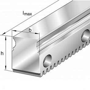 Направляющие рельсы TKVD25-ZHP