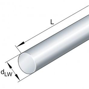 Цилиндрические направляющие W80h6